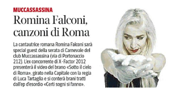 Corriere Sera Roma 04.03.14